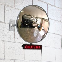 LED warning sign