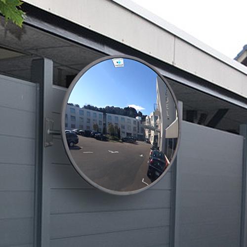 """18"""" driveway traffic mirror"""