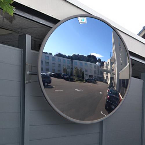 """30"""" driveway traffic mirror"""