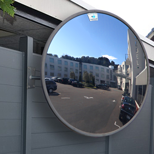 """36"""" driveway traffic mirror"""