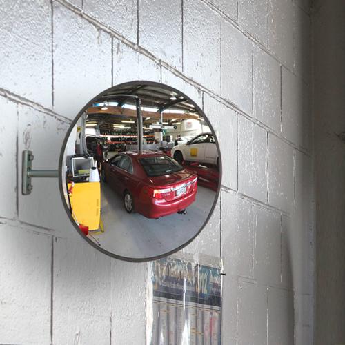 """12"""" garage mirror"""