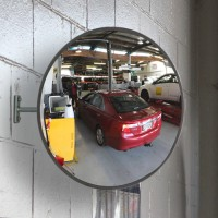 acrylic garage mirror