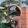 "40"" high visibility traffic mirror"