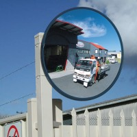 "40"" unbreakable traffic mirror"